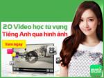 20 video học từ vựng tiếng Anh phần 1