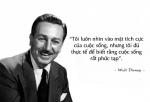 Học tiếng Anh qua những câu nói bất hủ của Walt Disney h3