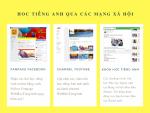 Không bỏ lỡ bài học tiếng Anh online nào khi theo dõi các kênh WebHocTiengAnh - Bee Learn English tại các mạng xã hội