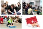 Video học tiếng anh - Bài nghe tiếng Anh lớp 8 Unit 9: First-aid Course