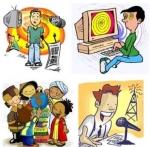 Video học tiếng anh - Bài nghe tiếng Anh lớp 10 Unit 7: The Mass Media