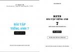 Tải bài tập tiếng Anh 7 Lưu Hoằng Trí PDF (sách + file đáp án)