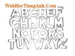Bảng chữ cái 'bí ẩn' giúp bạn phát âm tiếng Anh siêu chuẩn