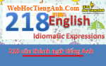Be there just to make up the member - 218 câu thành ngữ tiếng Anh