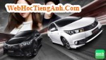 Giá xe ôtô Toyota Altis cũ: 'bí kíp' xác định giá xe chuẩn xác nhất
