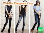 Hướng dẫn chọn nhanh chiếc quần jeans hoàn hảo