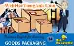 Tình huống 14: Đóng hàng - Tiếng Anh thương mại (Việt - Anh)