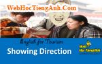 Tình huống: Chỉ đường - Tiếng Anh du lịch