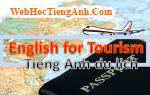 Tình huống: Đặt vé máy bay đi nước ngoài - Tiếng Anh du lịch