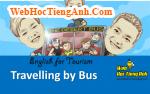 Tình huống: Đi xe bus - Tiếng Anh du lịch