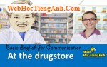 Video: At the Drugstore - Basic English for Communication