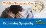 Video: Expressing Sympathy - Basic English for Communication
