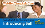 Video: Introducing Self - Basic English for Communication