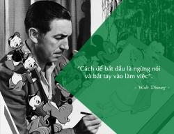 Học tiếng Anh qua những câu nói bất hủ của Walt Disney h2
