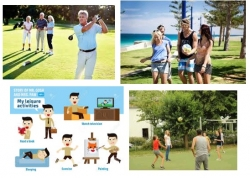 Video học tiếng anh - Bài nghe tiếng Anh lớp 8 Unit 1: Leisure Activities