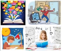 Video học tiếng anh - Bài nghe tiếng Anh lớp 8 Unit 5: Study Habits