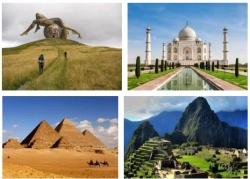 Video học tiếng anh - Bài nghe tiếng Anh lớp 8 Unit 14: Wonders of the World
