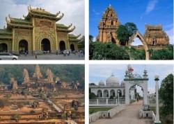 Video học tiếng anh - Bài nghe tiếng Anh lớp 10 Unit 16: Historical Places