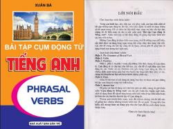 Bài tập từ vựng tiếng Anh của Xuân Bá Download file PDF