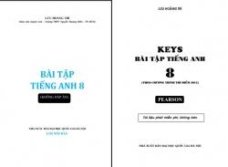 Tải giải Lưu Hoằng Trí lớp 8 - Sách đáp án bài tập tiếng Anh 8 Lưu Hoằng Trí PDF