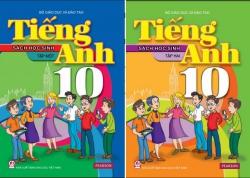 Download sách tiếng Anh thí điểm lớp 10 PDF full