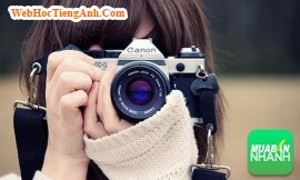 Cách cầm máy ảnh như thợ chuyên nghiệp