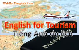 Tình huống: Đặt vé máy bay - Tiếng Anh du lịch