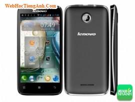Điện thoại Lenovo
