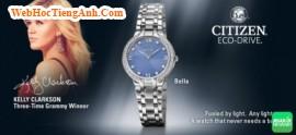 Đồng hồ nữ Citizen - hướng dẫn mua đồng hồ chính hiệu