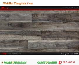 Giá sàn gỗ nhập khẩu - Công ty Sàn gỗ Mạnh Trí