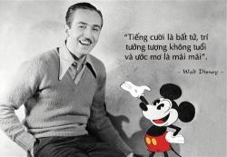 Học tiếng Anh qua những câu nói bất hủ của Walt Disney h7