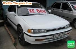 Kinh nghiệm mua ôtô cũ