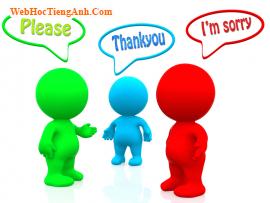 Làm sao để nói lời cảm ơn và xin lỗi chân thành bằng tiếng Anh?