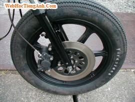 Mua bán xe máy: Những vấn đề cần hỏi về lốp xe máy