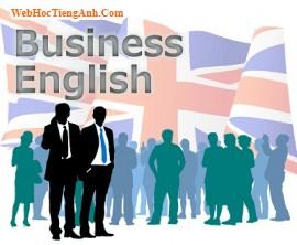 Tiếng Anh thương mại: Ngôn ngữ thời hội nhập