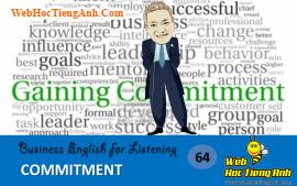Tình huống 64: Cam đoan – Tiếng Anh thương mại (Việt-Anh)
