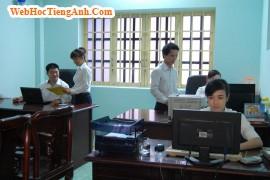 Tình huống 74: Tiếp đón khách– Tiếng Anh thương mại (Anh-Việt)