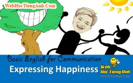 Video: Gratefulness and Happiness - Basic English for Communication