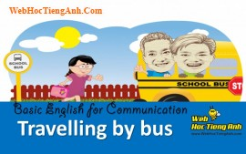 Video: Using Bus - Basic English for Communication