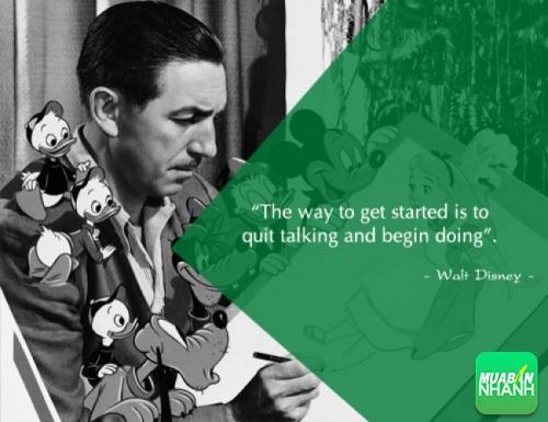 Học tiếng Anh qua những câu nói bất hủ của Walt Disney 2