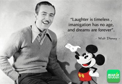 Học tiếng Anh qua những câu nói bất hủ của Walt Disney 7