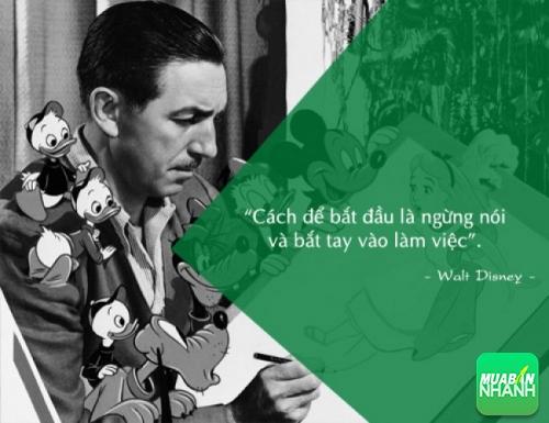 Bản dịch Học tiếng Anh qua những câu nói bất hủ của Walt Disney h2