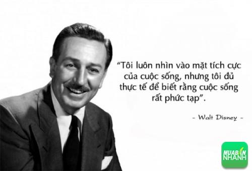 Bản dịch Học tiếng Anh qua những câu nói bất hủ của Walt Disney h3