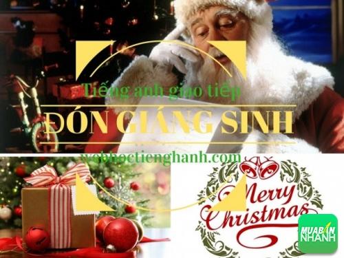 [Tiếng Anh Giao Tiếp] Tình huống: Đón Giáng Sinh