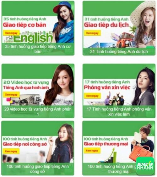 Những chủ đề tiếng Anh dễ học dễ nhớ nhất cho bạn