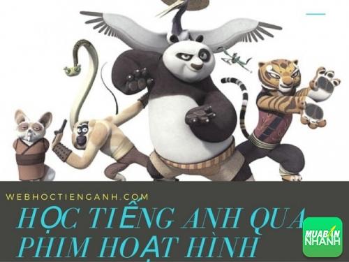 Các học tiếng anh qua phim hoạt hình bảo đảm bạn sẽ thích tiếng Anh ngay!