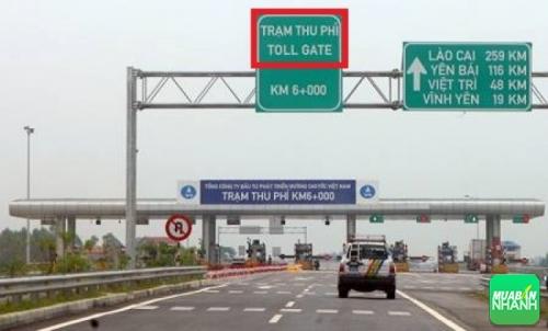 Toll Gate - Trạm thu phí