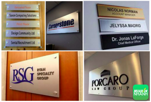 Office Signs