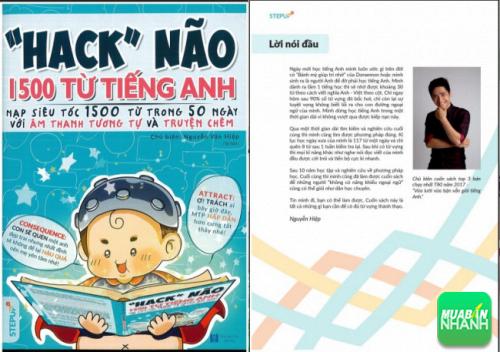 Download sách Hack não 1500 từ tiếng Anh PDF, file Audio